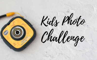 Children's Photography Challenge